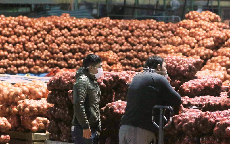 Proyectan un nuevo centro de  distribución de productos agrícolas