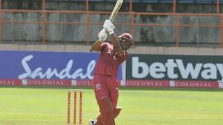 Evin Lewis 102 - West Indies vs Ireland 3rd ODI 2020 Highlights