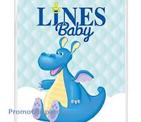 Logo Lines Baby gratis con Amazon ( confezione prova)