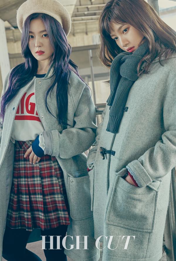 Red Velvet Korean Girl Group