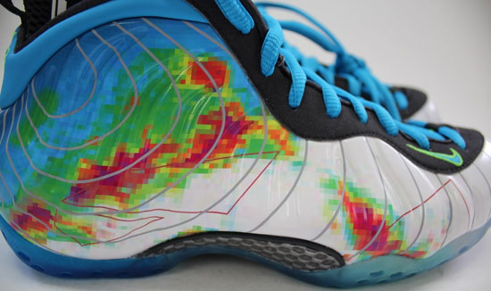 268b4da010cf0 ... amazon nike air foamposite one premium weatherman white current blue  flash lime available early on ebay
