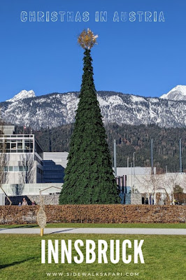 Christmas in Innsbruck Austria