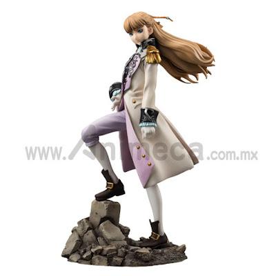 Figura Relena Peacecraft New Mobile Report Gundam Wing