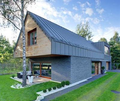 Modern style house 09