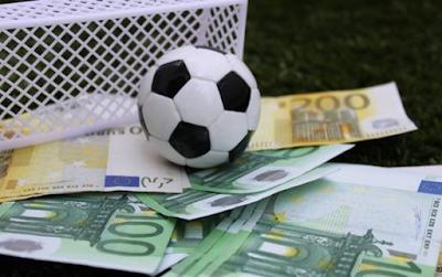 Các bước nhận tiền từ cá cược bóng đá online