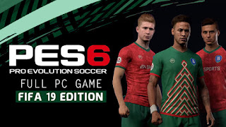 PES 6 FIFA 19 Edition by OldGames