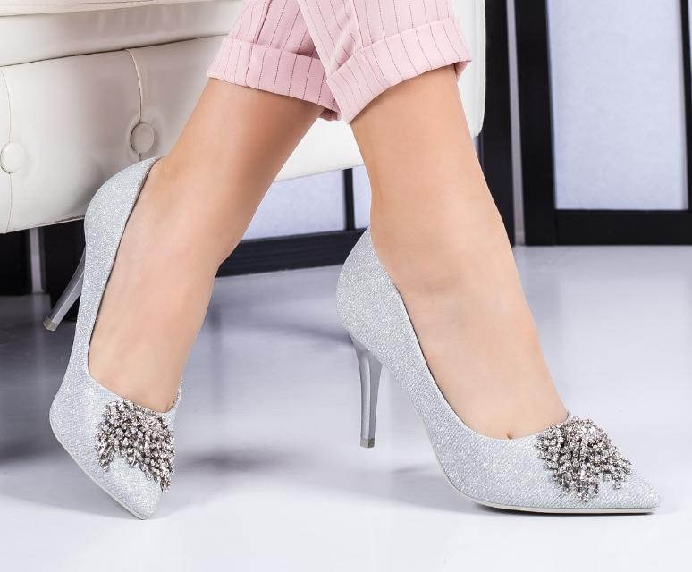 Pantofi dama eleganti de ocazii si evenimente ieftini modele noi