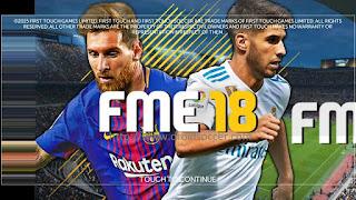 FME18 FTS Full HD Mod Apk + Data Obb