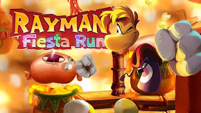 Rayman Fiesta Run Apk (MOD, unlimited money) Data for Android