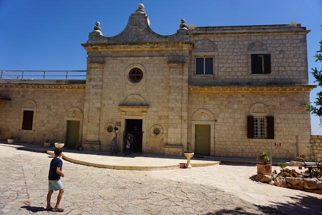 המנזר הכרמלתי במוחרקה