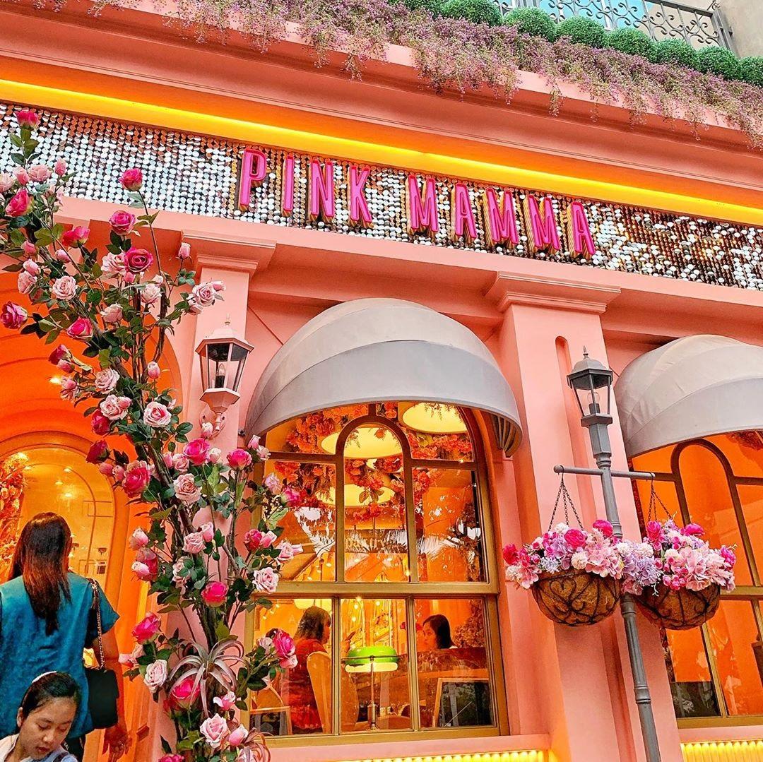 Daftar Menu dan Harga Pink Mamma Jakarta