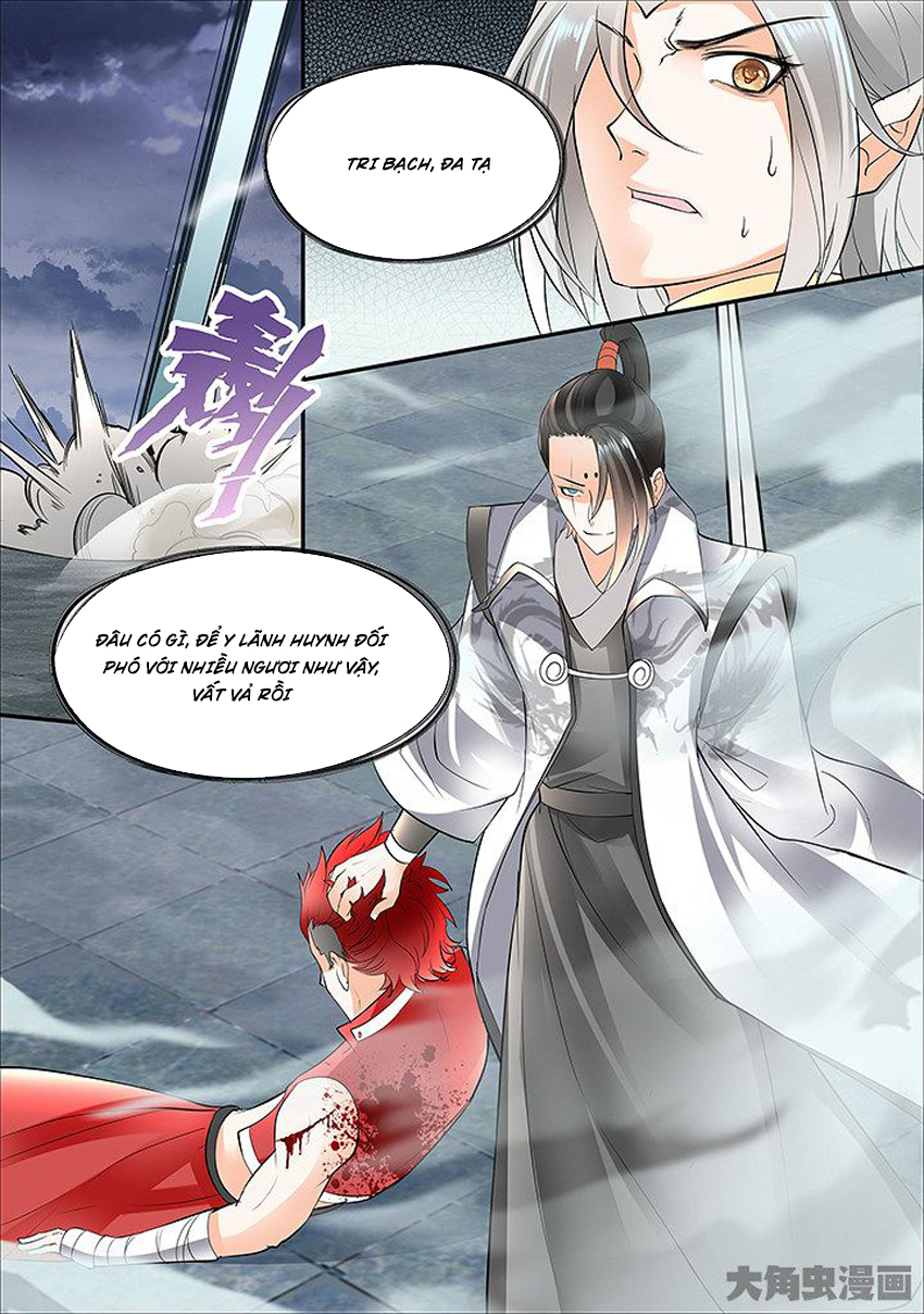 Tinh Thần Biến Chapter 436 - Upload bởi truyensieuhay.com