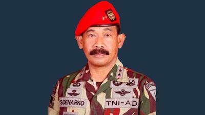 Fitnah terhadap Mayjen Soenarko JadiTriggerSatukan Purnawirawan TNI AD