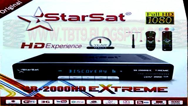 STAR SAT SR-2000HD EXTREME POWERVU TEN SPORTS OK NEW SOFTWARE