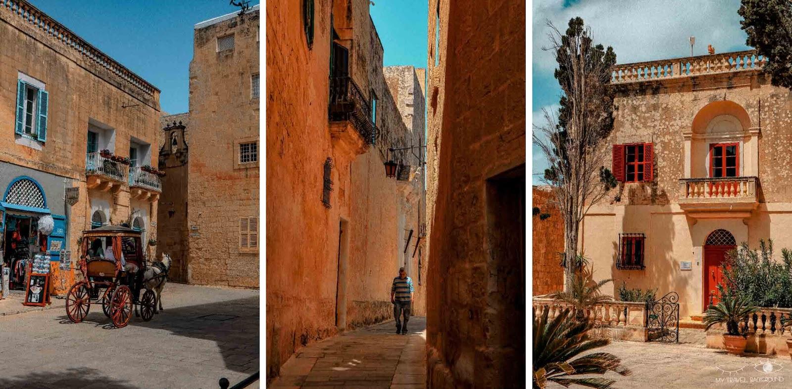 My Travel Background : les incontournables de Malte, Île de Malte (partie 1) - Mdina