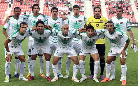 مواعيد مباريات منتخب العراق في تصفيات كأس العالم ومعرفة جميع القنوات المجانية الناقلة للمباريات