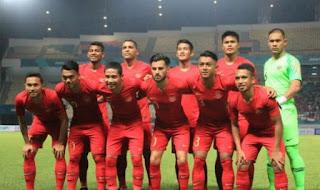 Daftar Pemain Timnas Indonesia untuk Kualifikasi Piala Dunia 2022