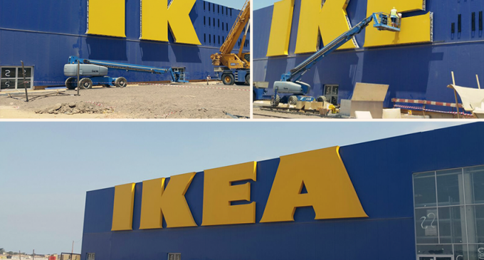 The view from fez ikea in casablanca may open soon - Ikea casablanca marocco ...