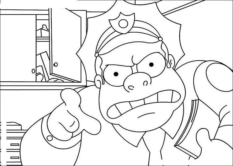 Desenhos: Os Simpsons