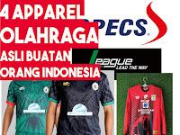 4 Apparel Olahraga Asli Buatan Indonesia, Cintai Produk Lokal