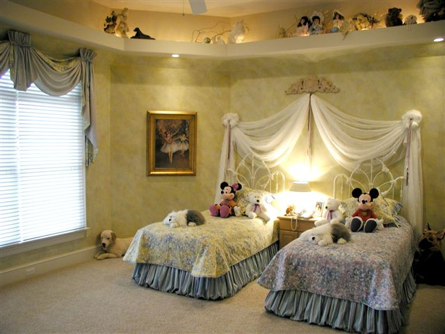 Fairy Tales Interior | Kids Bedroom #1