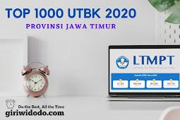 Top 1000 sekolah terbaik UTBK 2020 Jawa Timur