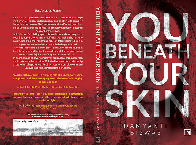 You Beneath Your Skin Damyanti Biswas