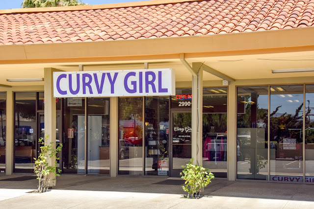 Curvy Girl in San Jose, California