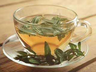 sage tea for body odor