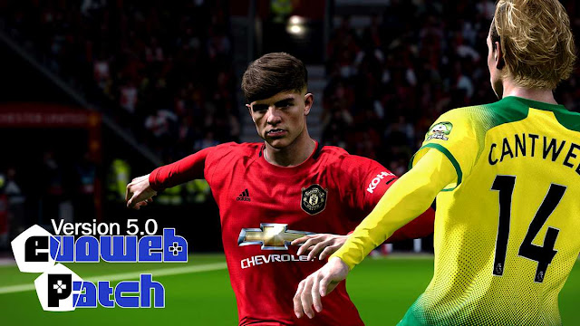 EvoWeb Patch 5.0 For eFootball PES 2020