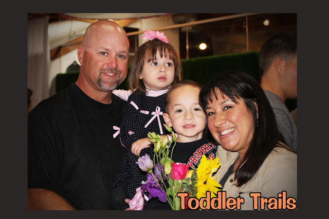 Toddler Trails' Family