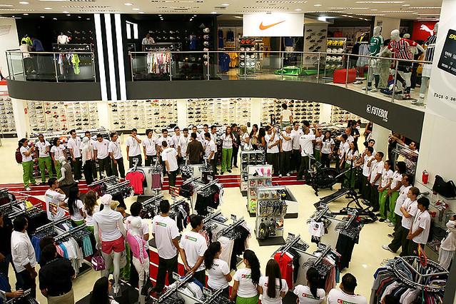 Centauro passa a oferecer novos serviços no Shopping Eldorado
