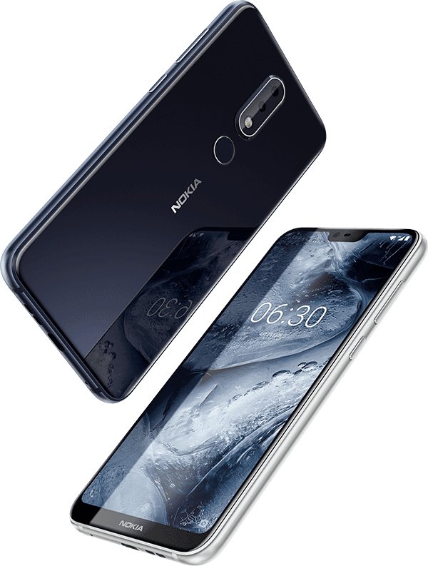 Download All The Official Nokia X6 Wallpapers Here High Resolution