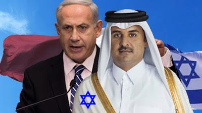قطر تكشف لأول مرة عن علاقتها المباشرة مع إسرائيل