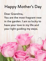 Grandmother women day wishes