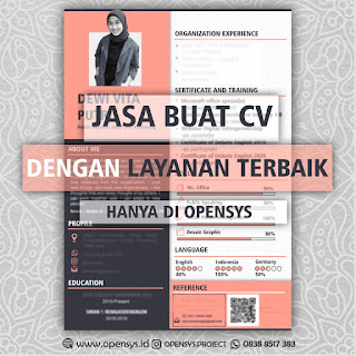 Create Cv by Opensys