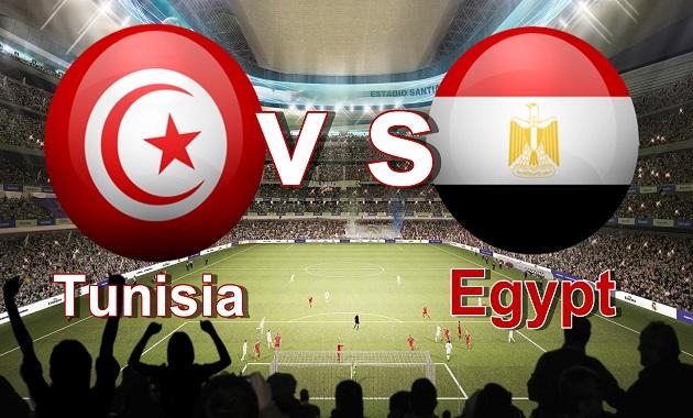 موعد مباراة منتخب مصر وتونس و القنوات الناقلة و معلق المباراة  و التشكيل الأقرب