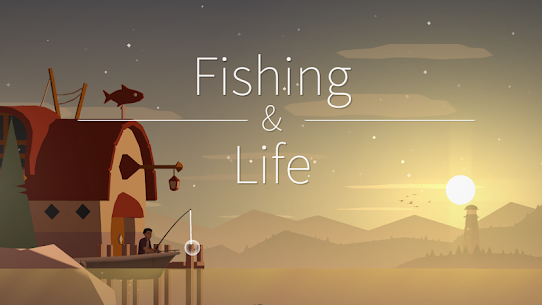 تحميل لعبة Fishing Life مهكرة للاندرويد