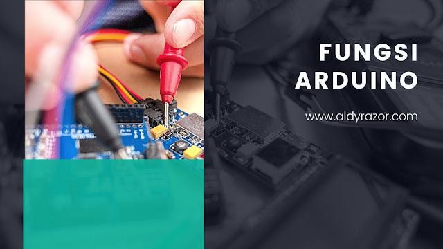 Fungsi Arduino adalah, fungsi dari arduino, manfaat arduino, kegunaan arduino dalam kehidupan sehari-hari