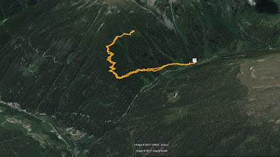 GPS Bivacco Malga di Campo Secco