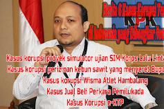 Berita 6 Kasus Korupsi Terbesar di Indonesia yang Dibongkar Novel Baswedan