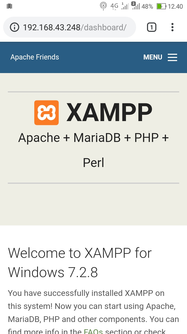 Wamp Server For Android