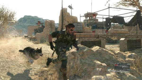 Imagenes METAL GEAR SOLID V: The Phantom Pain