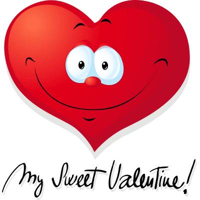 My Sweet Valentine Heart