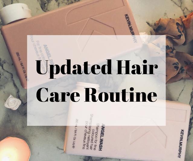 Hair Care Routine 2020