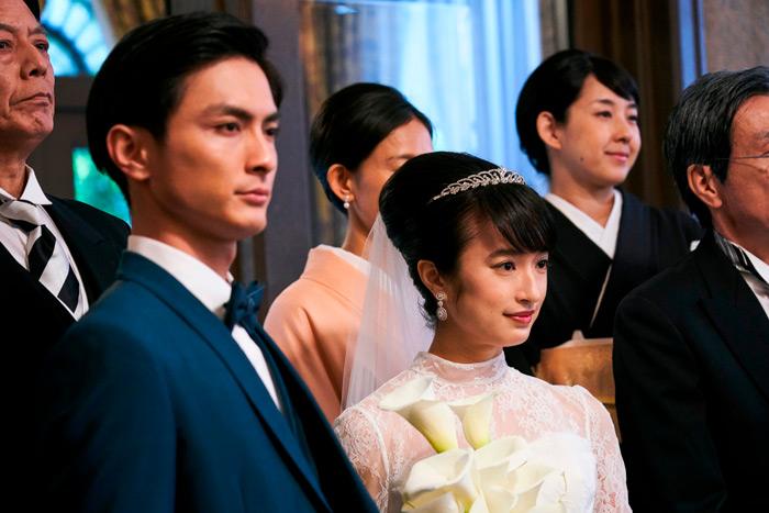 Aristocrats (Tokyo Noble Girl / Ano Ko Ha Kizoku) film - Yukiko Sode