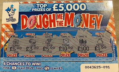 Dough Me The Money