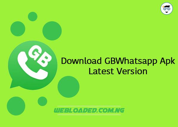 Dowload Gbwhatsapp Anti Ban Latest Version v10.70 APK 2020 [Update]