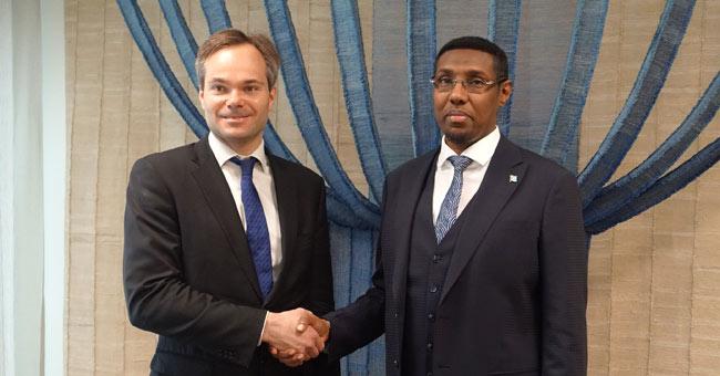فنلندا تتبرع بـ 8.9 مليون دولار لدعم التنمية والتعمير فى الصومال