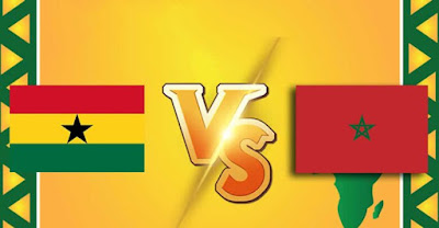 """◀️ مباراة المغرب وغانا """" يلا شوت بلس """" مباشر 8-6-2021 والقنوات الناقلة ضمن ودية المباراة"""